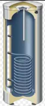 Бойлер косвенного нагрева Viessmann Vitocell 100-V   300 л