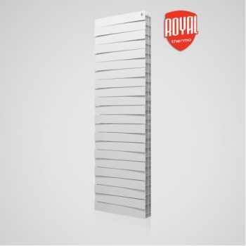 Радиатор Royal Thermo PianoForte Tower Bianco Traffico 22-секции