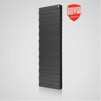 Радиатор Royal Thermo PianoForte Tower Noir Sable 18-секций