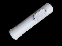 Удлинение Ø80 - 0,3 м (с ревизией) , 0020088231