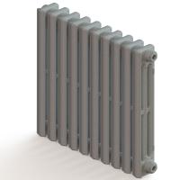 Батарея чугунная 2КП90-500 ГОСТ 31311-2005 10 секц.