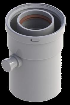 Комплект отвода конденсата Ø80 , CE.00.C72