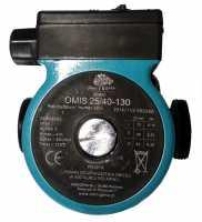 Насос циркуляционный Omnigena OMIS 25-40/130, без гаек
