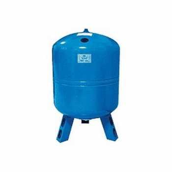 Мембранный бак для хол.воды Wester WAV150 (вертикальный)