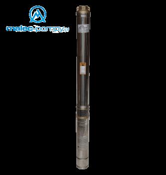 Насос для скважины Malec 90QJD210-0.55 (кабель 19м)