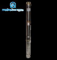 Насос для скважины Malec 90QJD216-0.75 (кабель 19м)