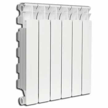 Радиатор алюминиевый BIG B4 350/100   6 сек.