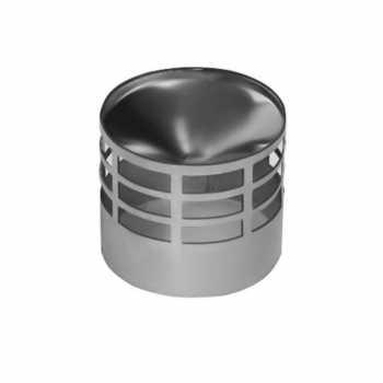 Ветрозащита трубы выброса Ø80 (металл) , 0020049381