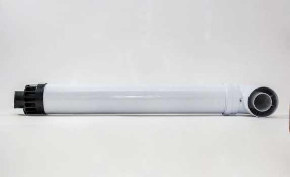 Комплект дымохода PP ∅80/125 , CE.00.C34.it