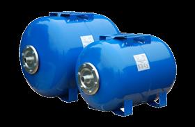 Мембранный бак для хол.воды IBO 80 л.