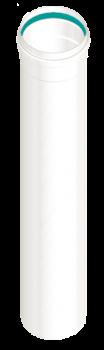 Удлинение Ø80 - 1 м , TAP 810