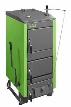 Котел твердотопливный SAS UWG 9 кВт без автоматики