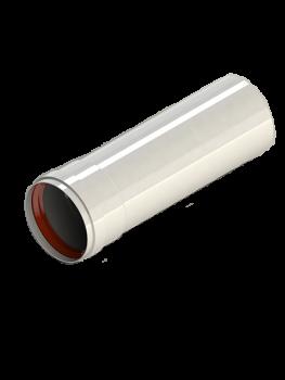 Удлинение Ø80 PP - 1м  , 0020257027